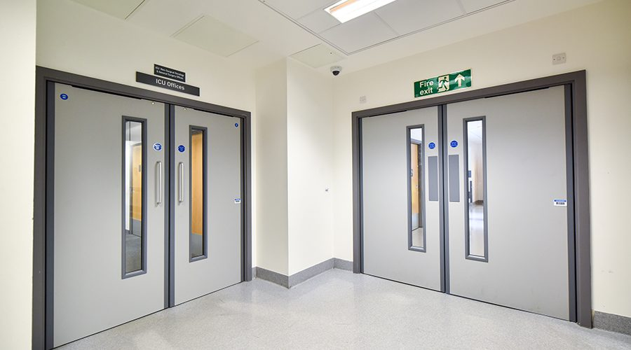 Life cycle of fire doors extended with Yeoman Shield