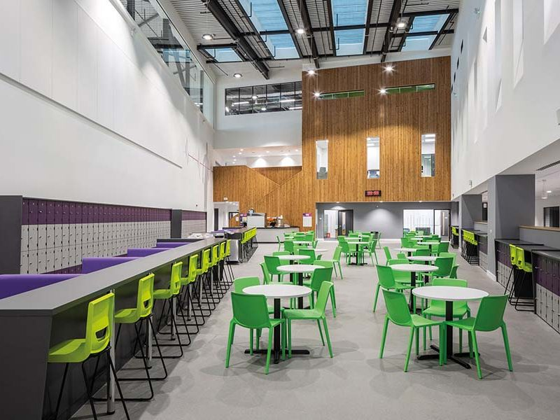 School Furniture - Meeting Pace of Social and Technological Change - Public  Sector Build Journal