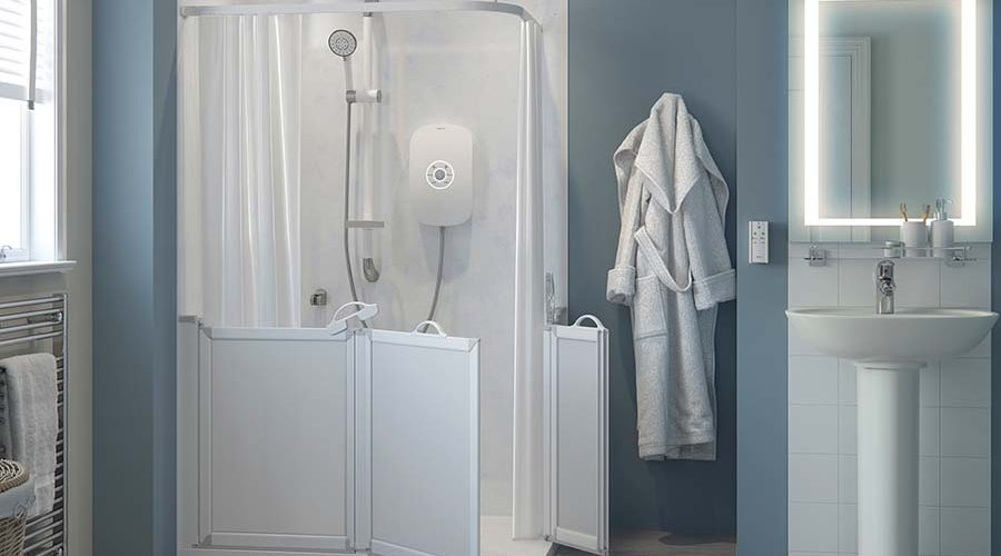 Simple Yet Effective Lighting for  Accessible Bathrooms