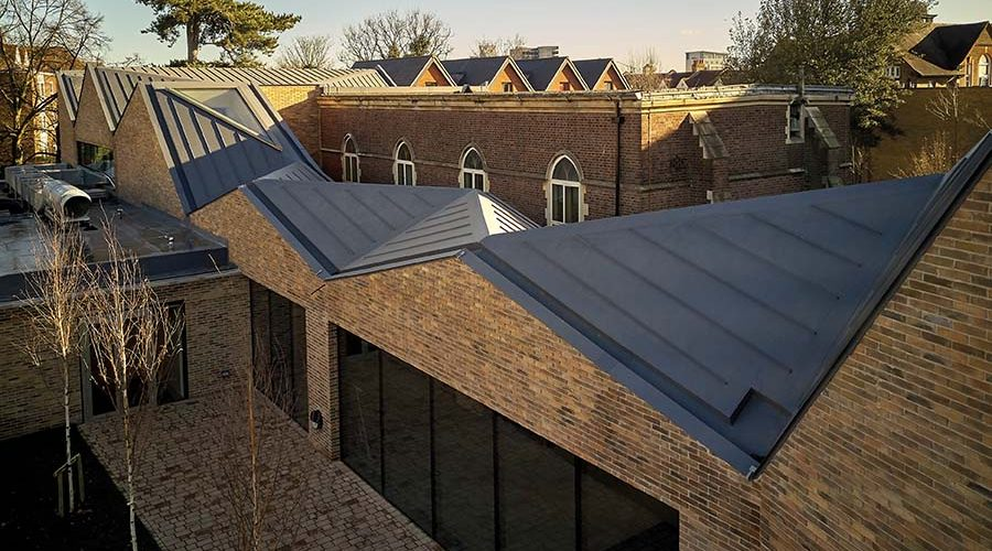 Big Attention to Small Details Pays Dividends in Roof Specification