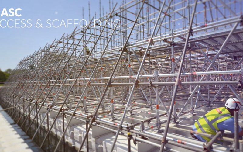 High Standards of Safety Promoted by the National Access & Scaffolding Confederation (NASC)