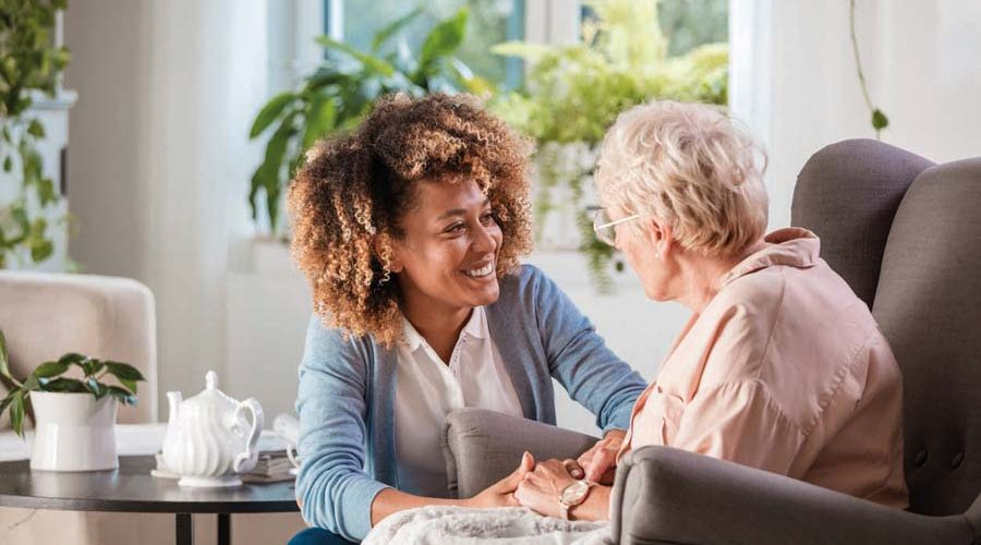 Innovation for independence: Adult care and connected solutions